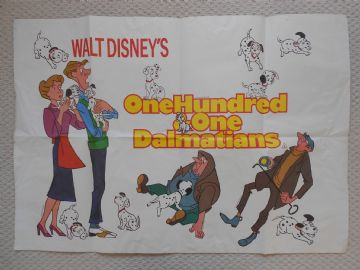 Movie Posters - Walt Disney | 101 Dalmatians